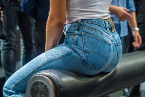 反り腰の原因を観察