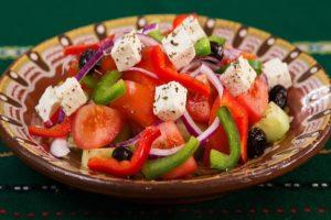 地中海料理vs和食と思ったけど脂質制限筋トレ食