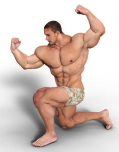 結局、負荷の高さが筋肉量
